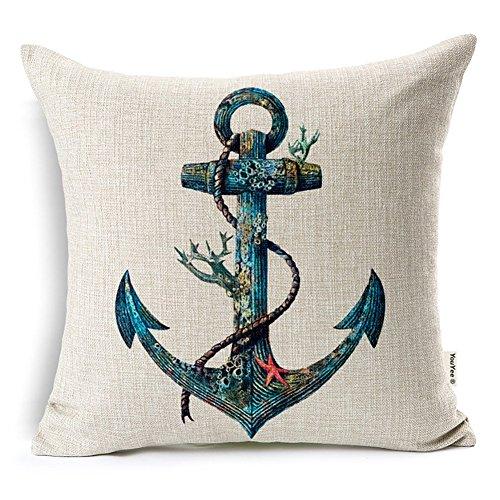 Decorative Cushion Nautical Sailing 18 Inch product image