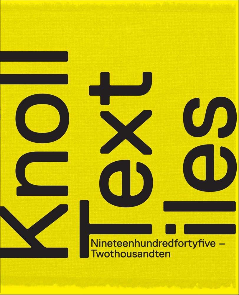 Knoll Textiles, 1945-2010 ebook