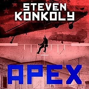 Black Flagged Apex Audiobook
