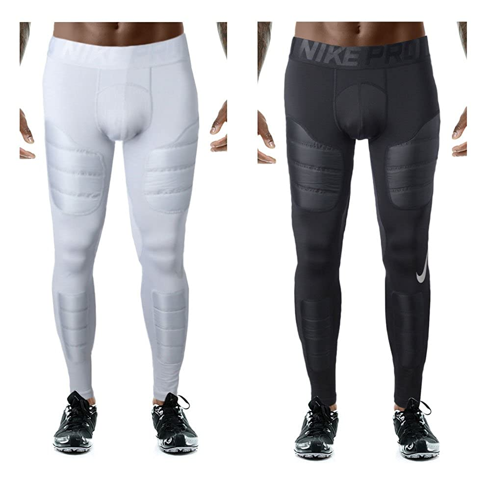 e72e5df648 Nike Pro AeroLoft Men's Hyperwarm Training Tights at Amazon Men's Clothing  store: