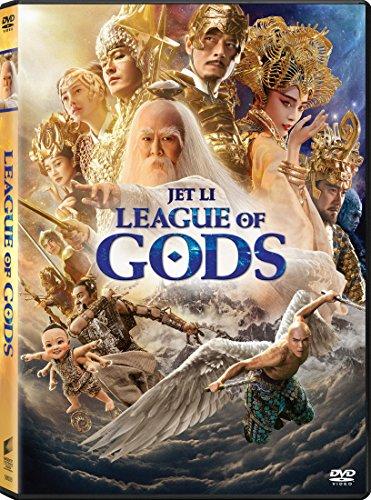 (League of Gods)