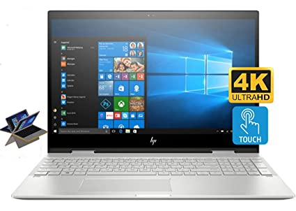 Amazon com: HP Envy X360 15t Convertible 2-in-1 Premium Home
