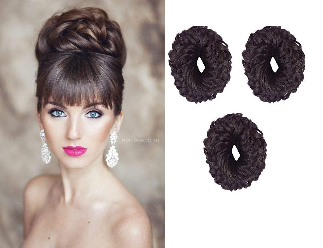 Ekan Hair Juda Rubber Band For Women Hair Style Accessories