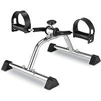MEMEDA Mini Fahrrad Pedal Trainer für Arm- und Beintrainer Heimtrainer