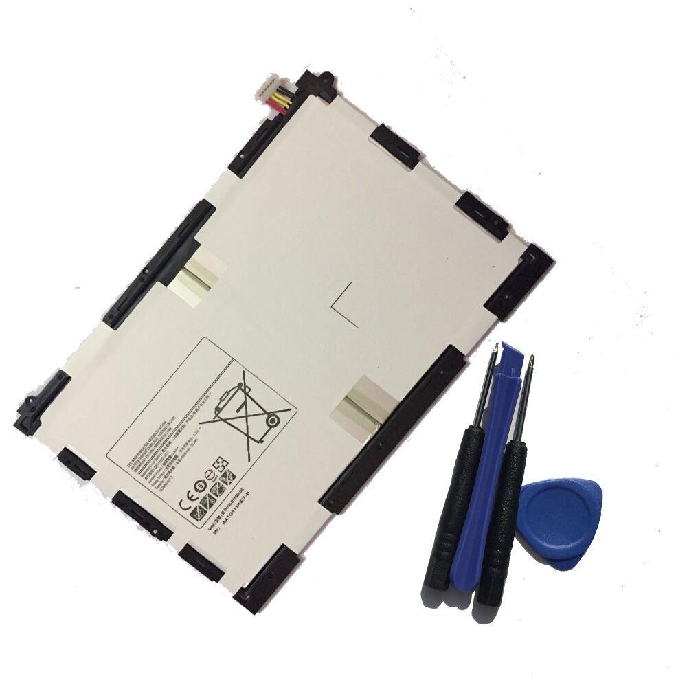 EtechpowerReplacementBatteryEB-BT550ABEForSamsungGalaxyTabA9.7''SM-P550T550T555CT555EB-BT550TabletwithTools