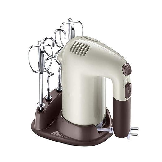 CJVJKN Mano batidora eléctrica, Potencia de Cocina ...