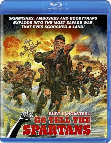 - Go Tell the Spartans (Special Edition) [Blu-ray]