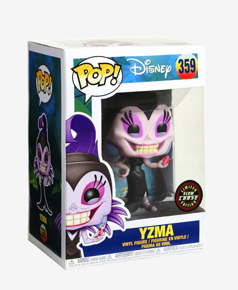 Funko Pop! - Disney: Emperors New Groove: Yzma (12011) - Versión ...