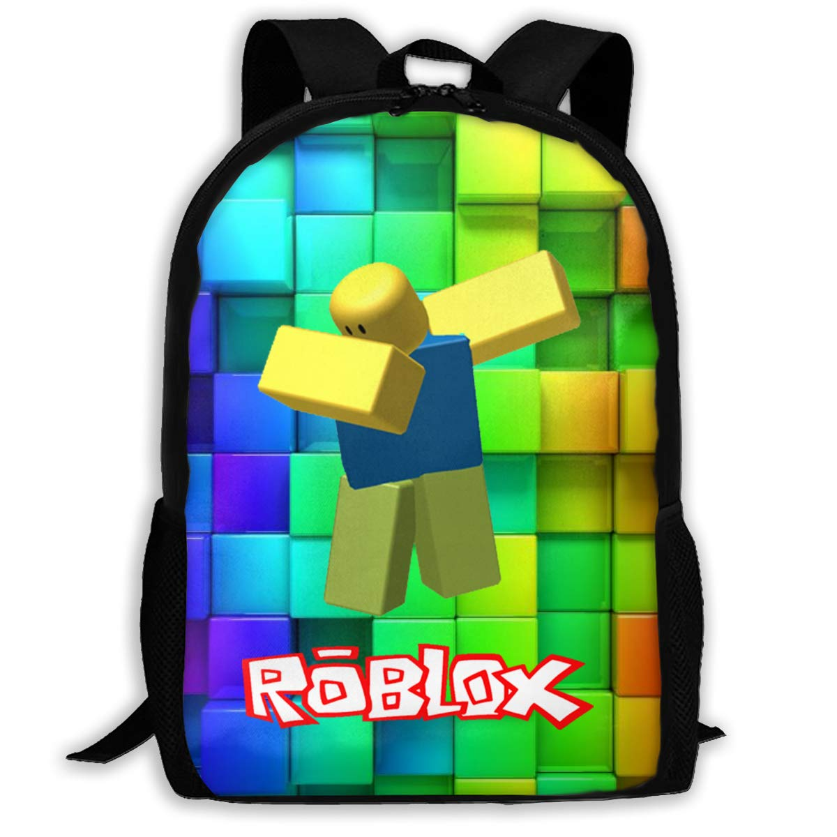 Owen Wilkins Kids/youth School Bags Dabbing Ro-blox Children¡¯s Backpacks For Boys/Girls/women's/men's by Owen Wilkins