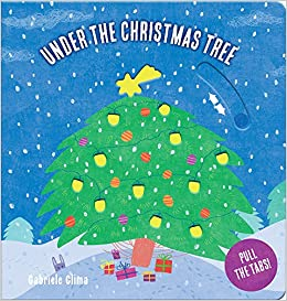 under the christmas tree gabriele clima 9781454928416 amazoncom books
