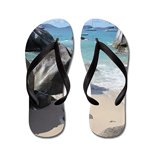The baths flip flop