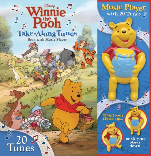 Winnie the Pooh Take-along Tunes: Book with Music Player ()