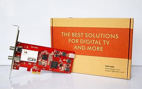 Original] TBS 6903 profesional DVB-S2 sintonizador Dual ...