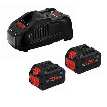 BOSCH 1600A01C4K 1600A01C4K-Conjunto Power Set 18 V 2 ...