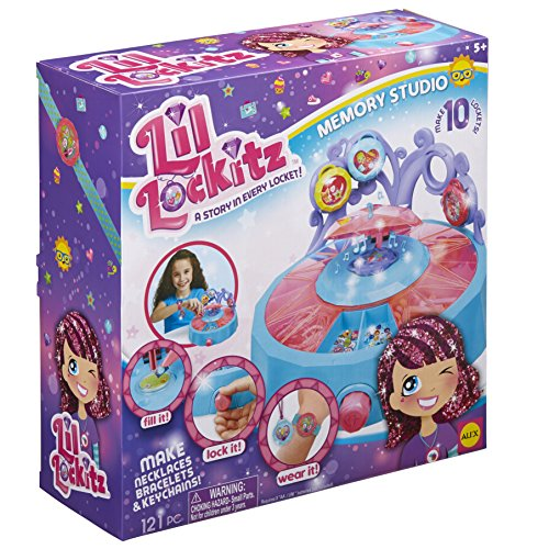 Lil Lockitz Memory Studio (Lil Lockitz Best Friend Party Pack)