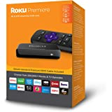Roku Premiere   4K/HDR/HD Streaming Player with IR Remote and Premium HDMI Cable (2018)