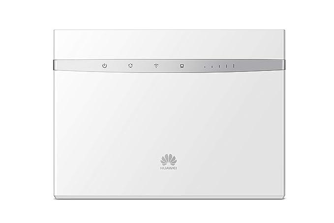 Amazon com: Huawei B525s-23a Unlocked 4G/LTE CPE 300 Mbps