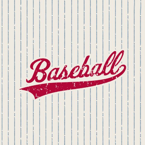 Baseball Time Party Supplies - Lunch Napkins -