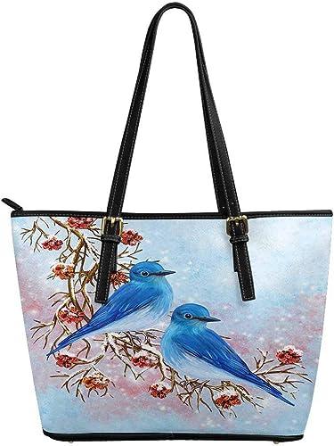 InterestPrint Top Handle Satchel HandBags Shoulder Bags Tote Bags Purse Cat Paw