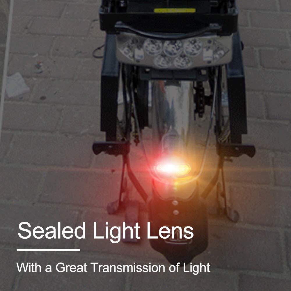 75 LED Coda Rimorchio,Fari Posteriori LED Fanale Posteriore luci di arresto Luci posteriori a LED 12V Indicatori LED Luci Posteriori Indicatori di direzione per Veicolo Rimorchio Caravan 2Pcs