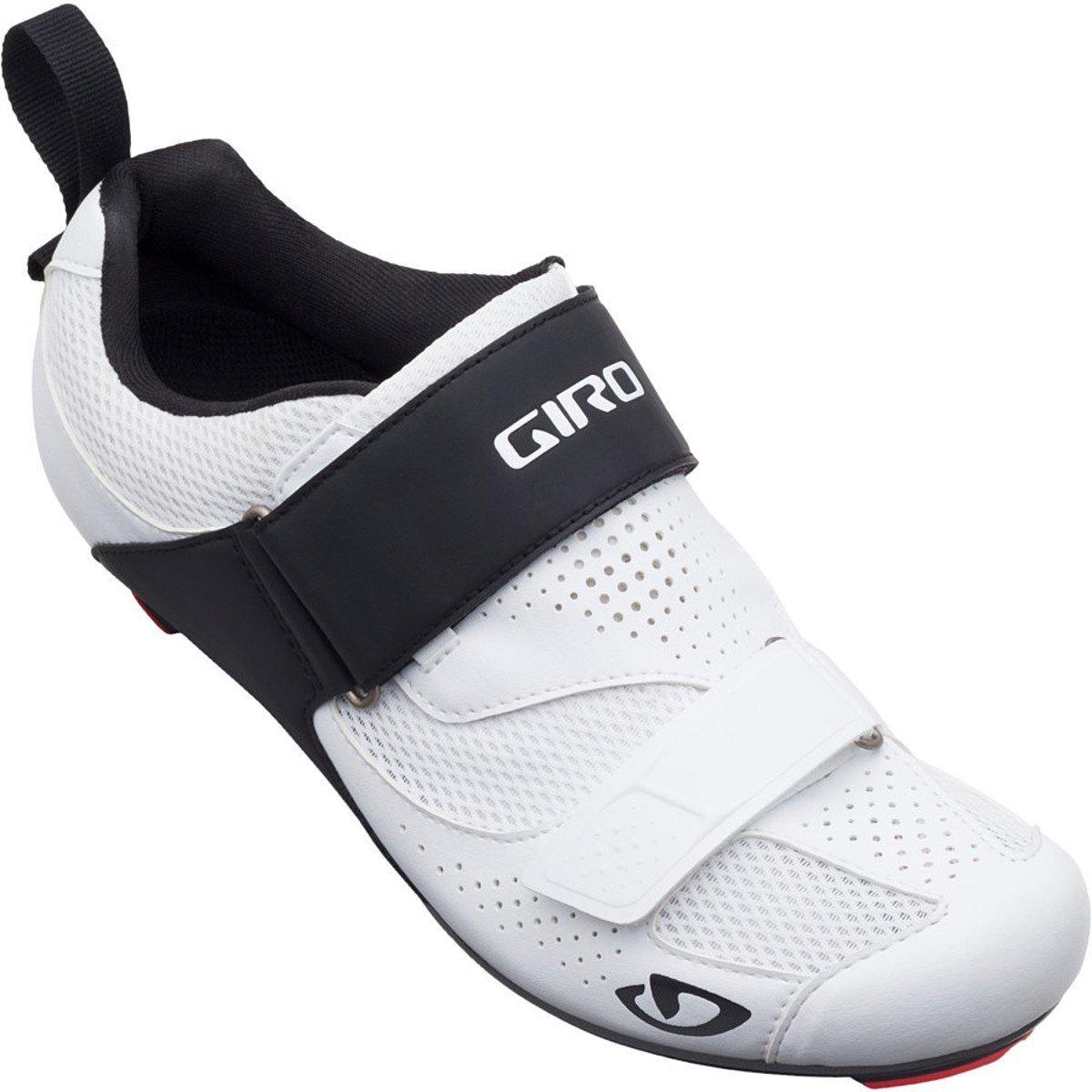 Giro Inciter Tri Shoes - Men's B00FQCZKTI 41.5 EU|White