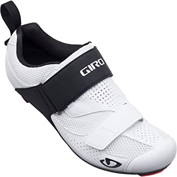 Giro Inciter Tri - Zapatillas - blanco Talla 45 2017: Amazon.es: Zapatos y complementos