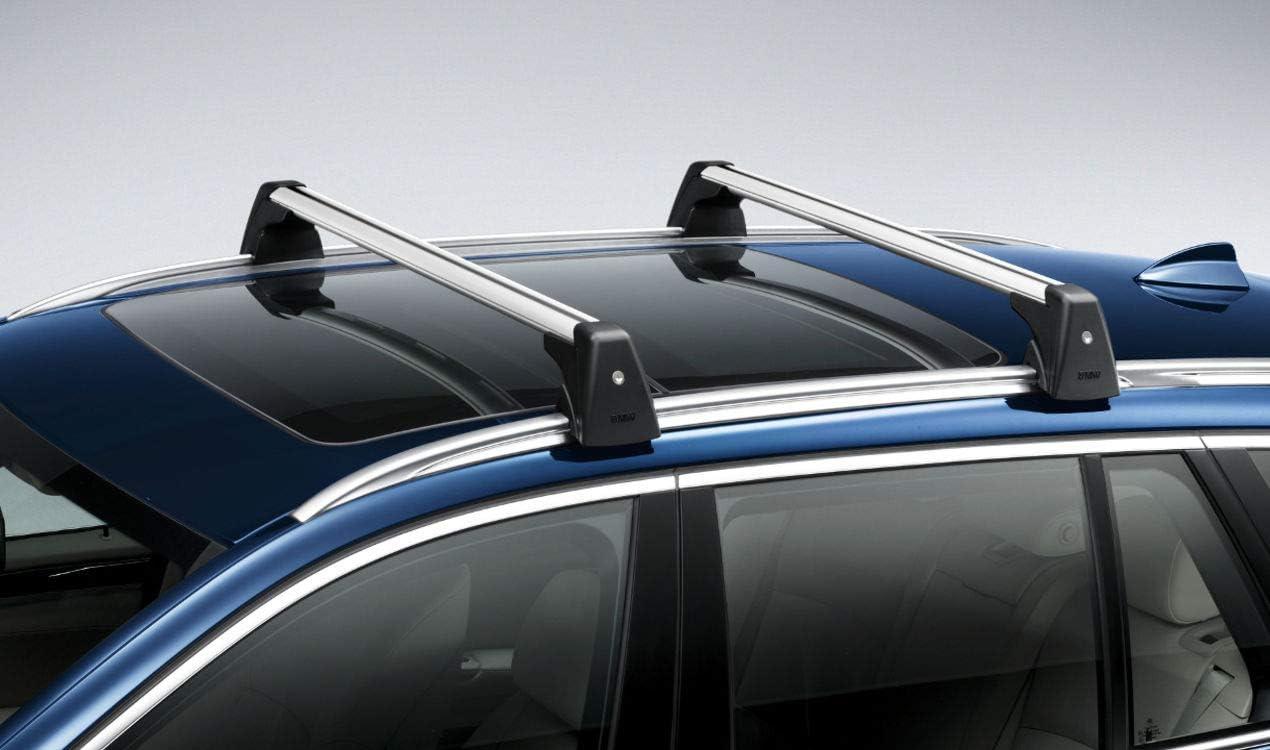 2011 ALU VIVA 2 INTEGRATO SILVER BARRE PORTATUTTO F31 BMW SERIE 3 TOURING
