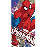 KIDS LICENSING Toalla Ultimate Spiderman Marvel algodon