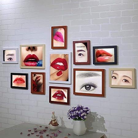 Wsjfc Marco Decorativo Salón de Belleza Ideas de promoción ...