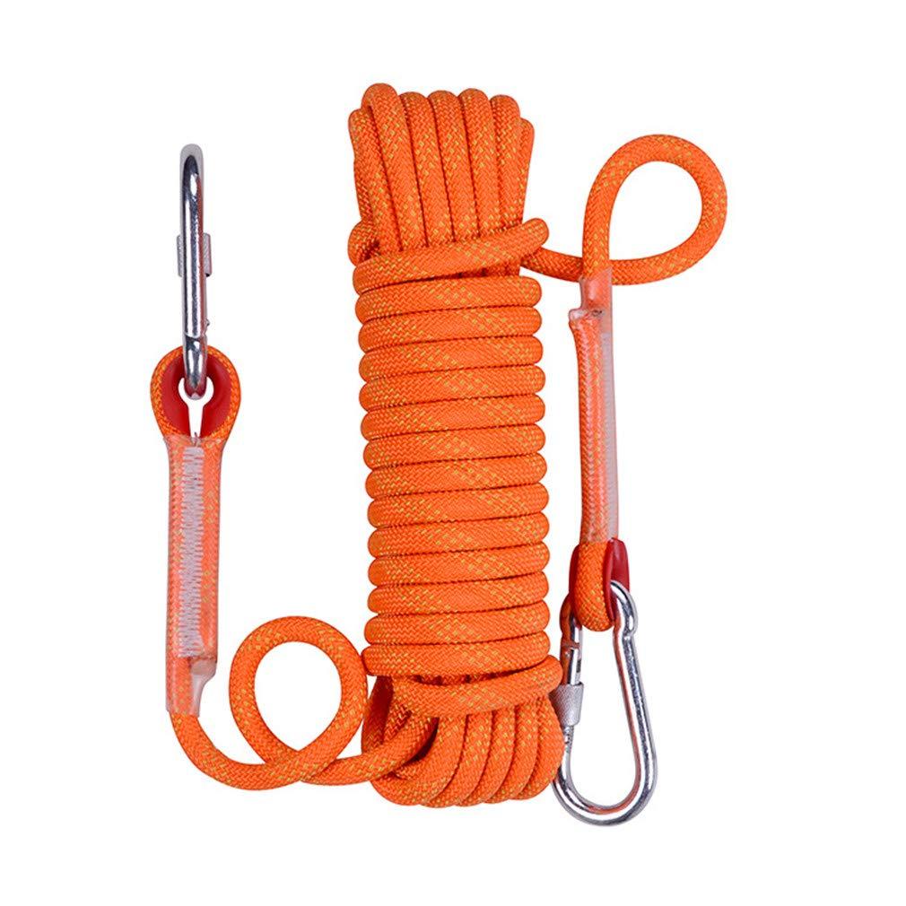 【オープニング大セール】 セーフティナイロンロープ、屋外キャンプ旅行ハイキングマウンテンクライミングロープ10MM安全ロープスピードリリーフエスケープロープ高高度ロープ (色 30m) : B, B, サイズ : 30m) B07K9NC7VN C C 50m 50m|C, TRENTUNO31:bef50aaa --- diceanalytics.pk