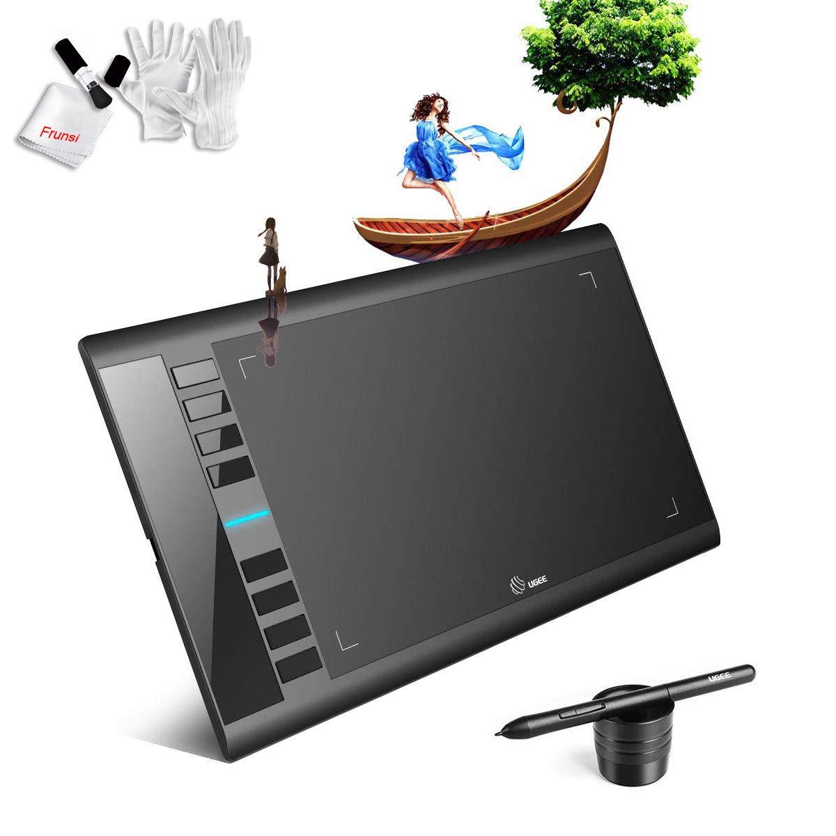 Tableta Digitalizadora FRUNSI M708 25.4x15.2cm 8192 NP