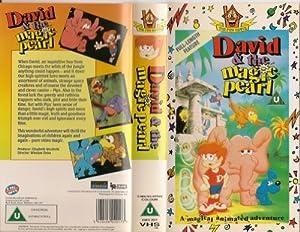 David and the Magic Pearl David and the Magic Pearl VHS 1988 Ewa Zlotowska Tadeusz