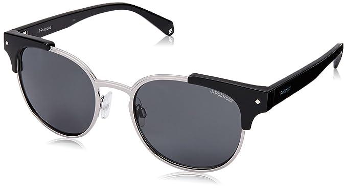 Polaroid Sonnenbrille » PLD 6040/S/X«, schwarz, 807/M9 - schwarz/grau