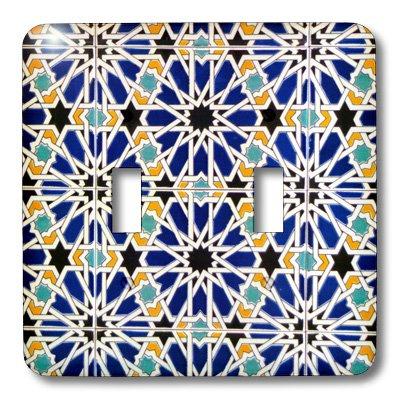 3d Rose 3dRose lsp_207543_2 Ceramics, Nabeul, Tunisia. Tr...
