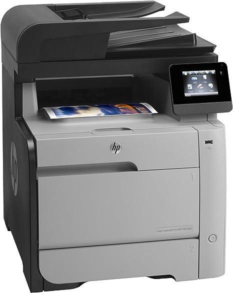 HP LaserJet Pro MFP 476dn - Impresora multifunción láser - B/N 20 ...