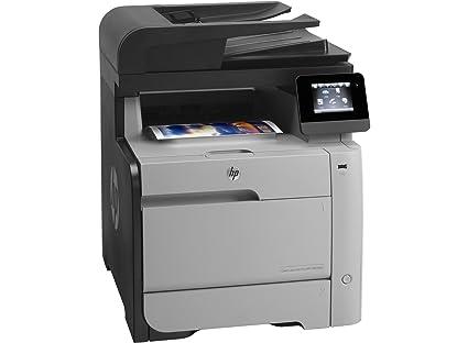 HP LaserJet Pro MFP 476dn - Impresora multifunción láser - B/N 20 PPM, color 20 PPM, gris