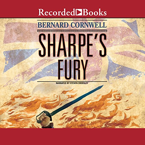 Sharpe's Fury Audiobook [Free Download by Trial] thumbnail