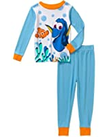Disney Finding Dory Cotton 2 Piece Baby Boys Pajama Set