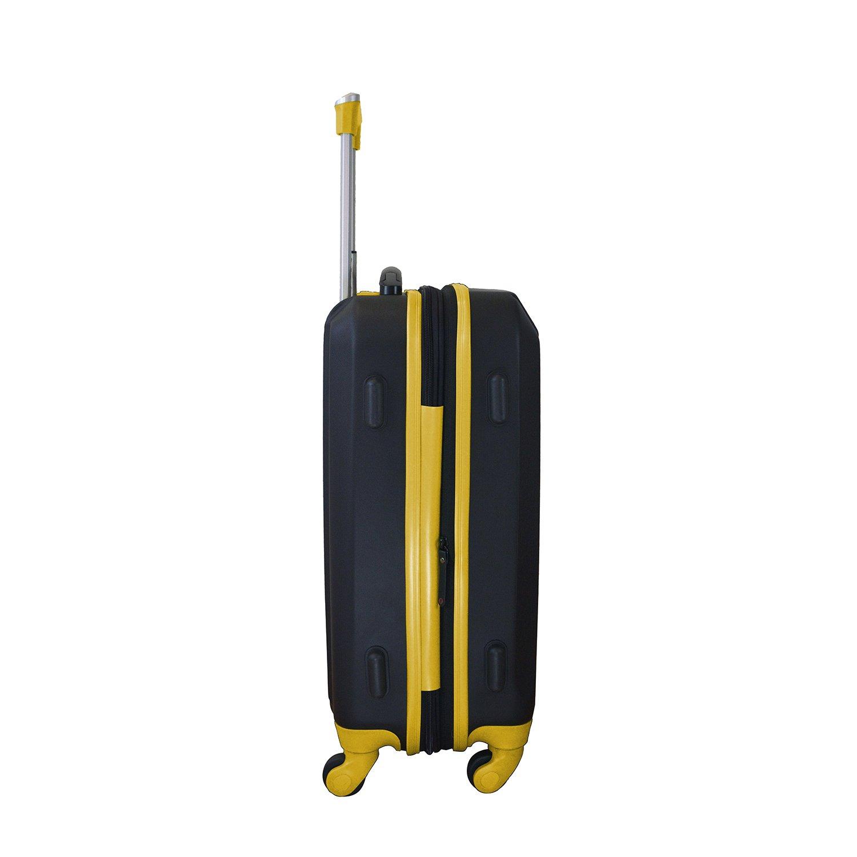 NCAA East Carolina Pirates 2-Piece Luggage Set by Denco (Image #4)