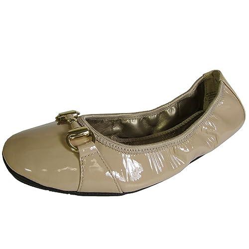 ac8f846f3b Me Too Womens Legend Leather Ballet Flat Shoe