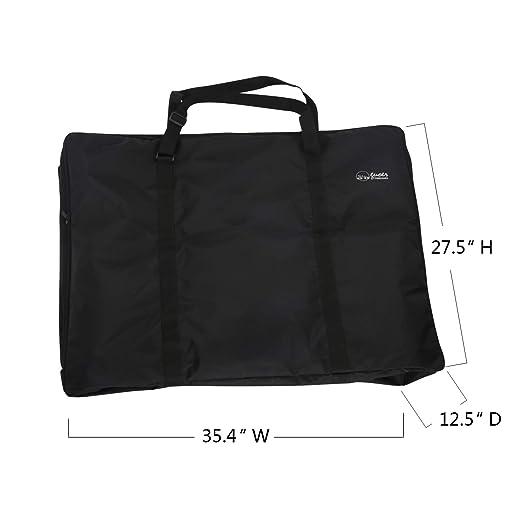 Amazon.com: Bolsa de viaje para andador con ruedas, bolsa de ...