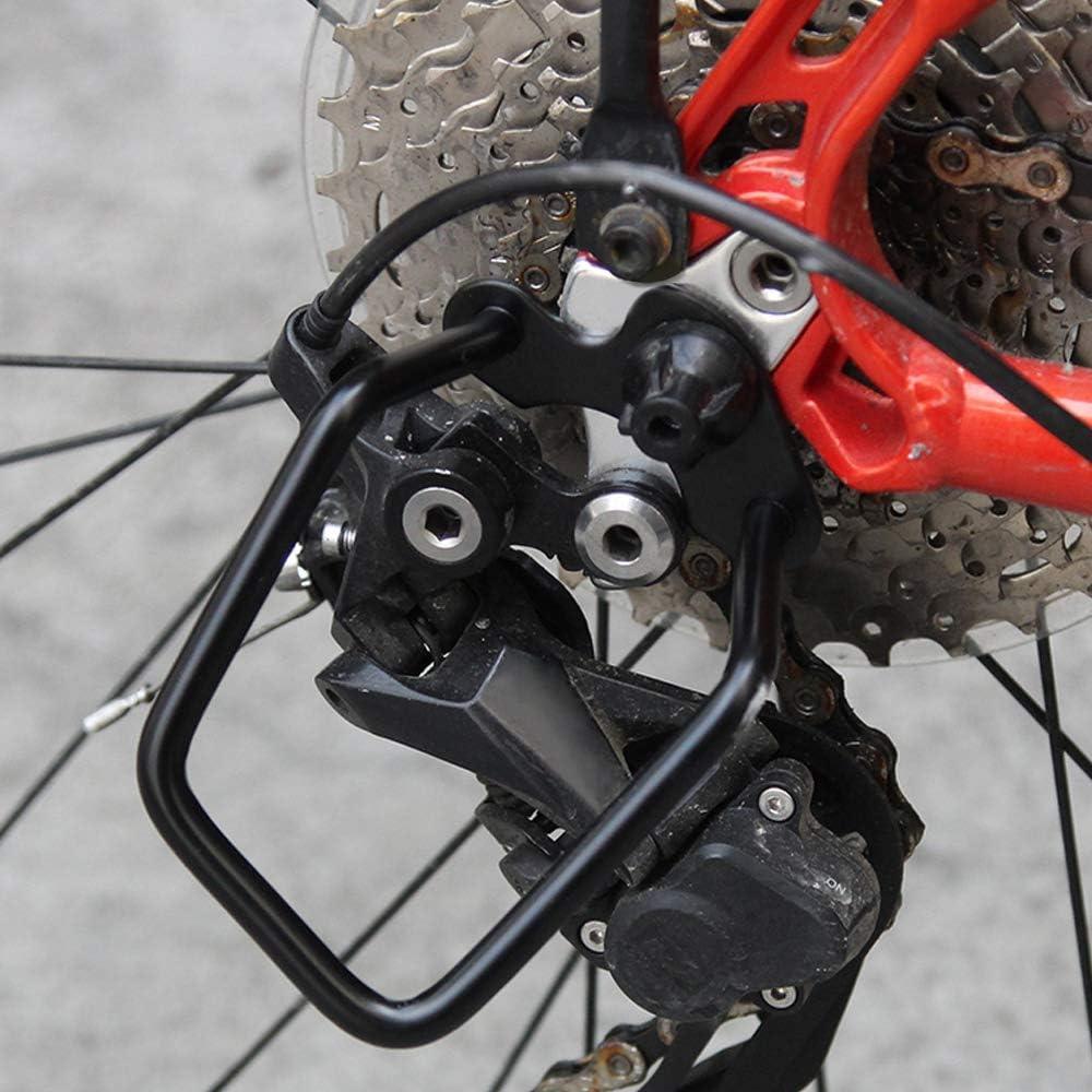 PERFETSELL 2 Pcs Cambio Trasero Protector Cambio Bicicleta Protector Cadena Bicicleta Niño Protector Desviador Bicicleta Protector del Cambio de la Bici para Al Aire Libre Montaña Bici Ciclismo: Amazon.es: Deportes y aire