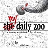 MY Daily Zoo: A Drawing Activity Book for All Ages offers