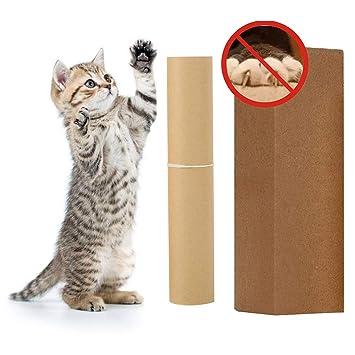 MONEIL Protector de rascador para Gatos, 2 Piezas de Vinilo ...
