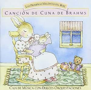 Cancion de cuna de brahms cd music for Cancion de cuna de brahms