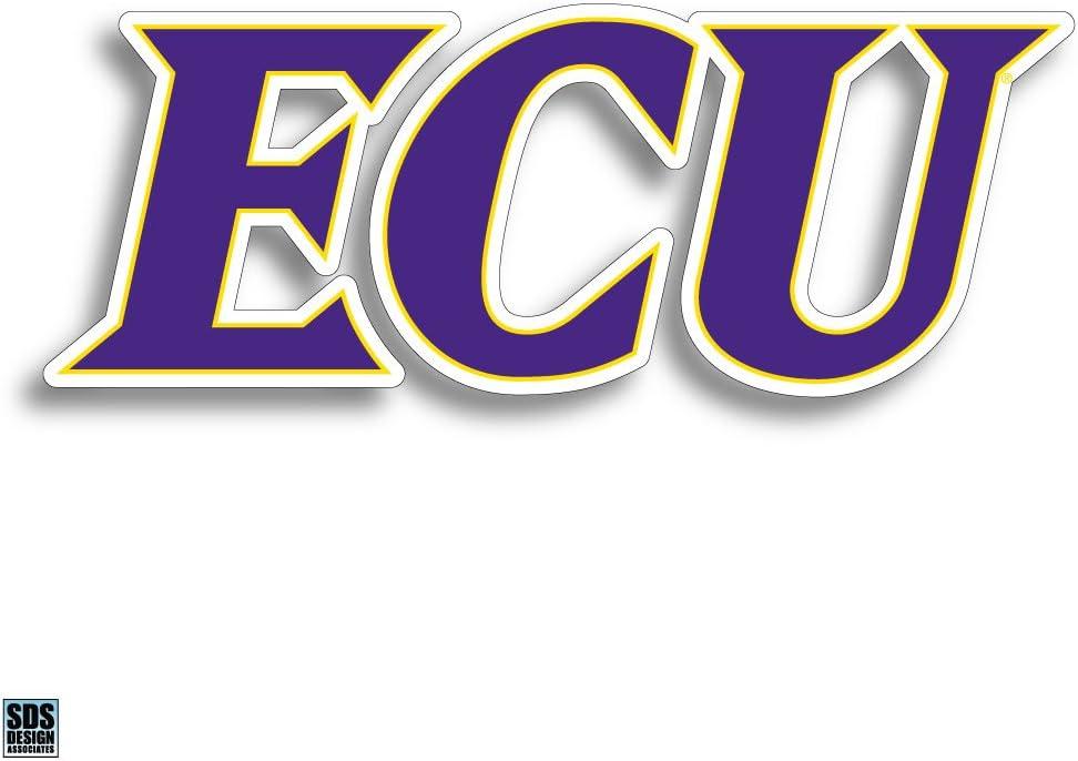 East Carolina University Premium METAL Auto Emblem