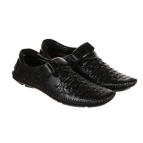 3698d640c92b4 brandvilla Shoes for Men Boys Casual Loafer Moccasin Designer Sandal