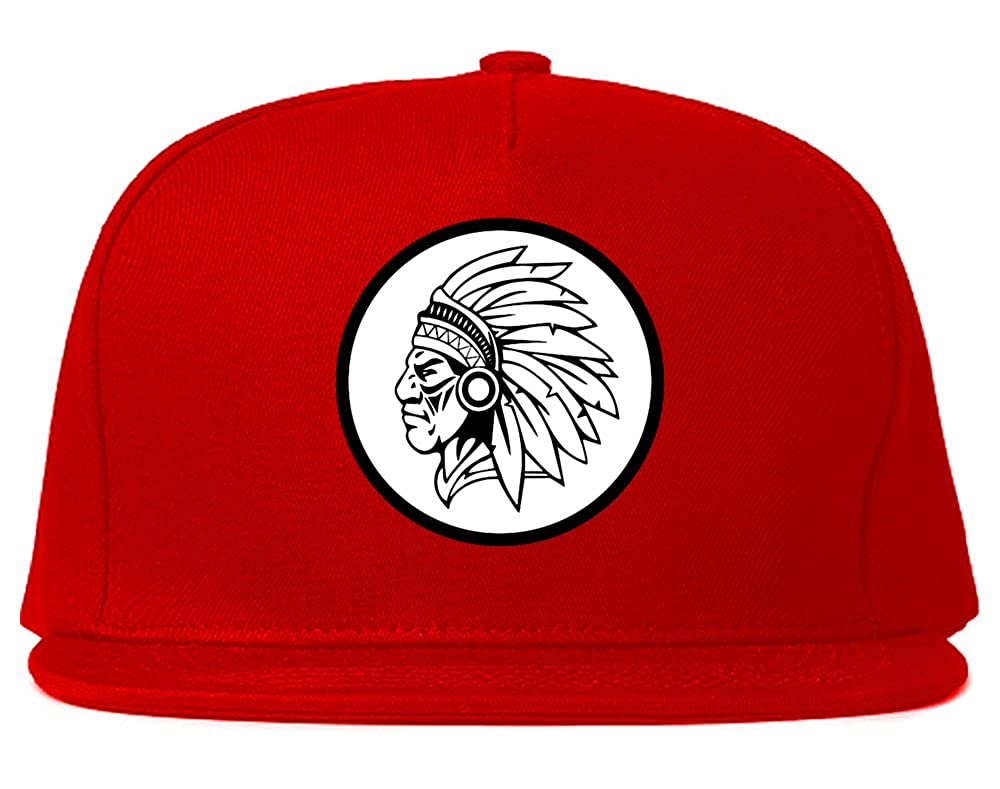 eb8f0f1c3e9 Indian Circle Native Headdress Dad Hat Snapback Hat Cap Black at Amazon  Men s Clothing store