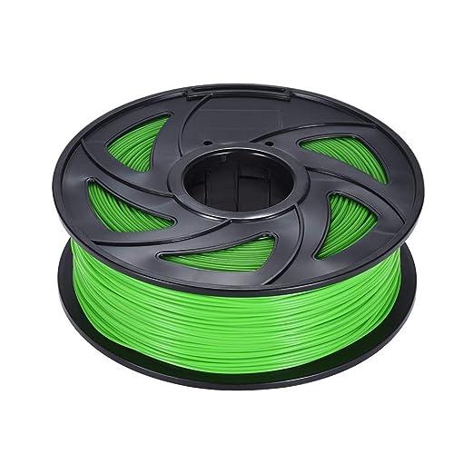 XuBaoFu, 2019 PLA Filamento Impresora 3D Filamento 1 kg ...