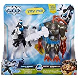 Max Steel Figure Exteno The Turbo Claw